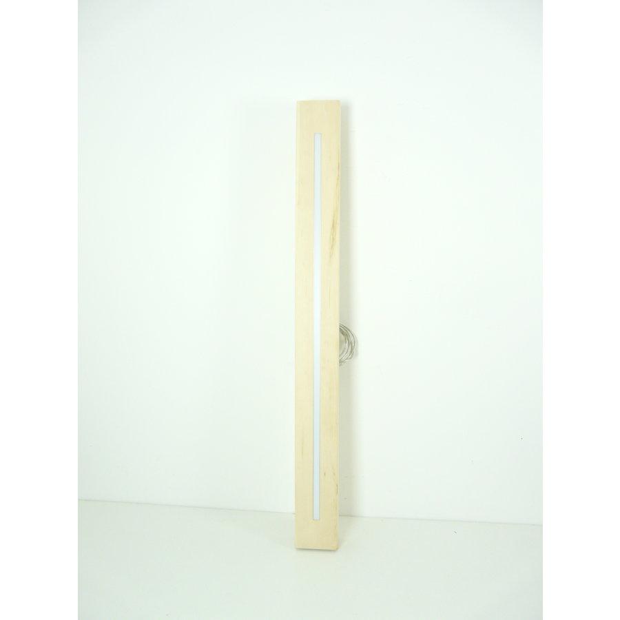 Esstischlampe Hängeleuchte aus Zirbenholz   117 cm-8