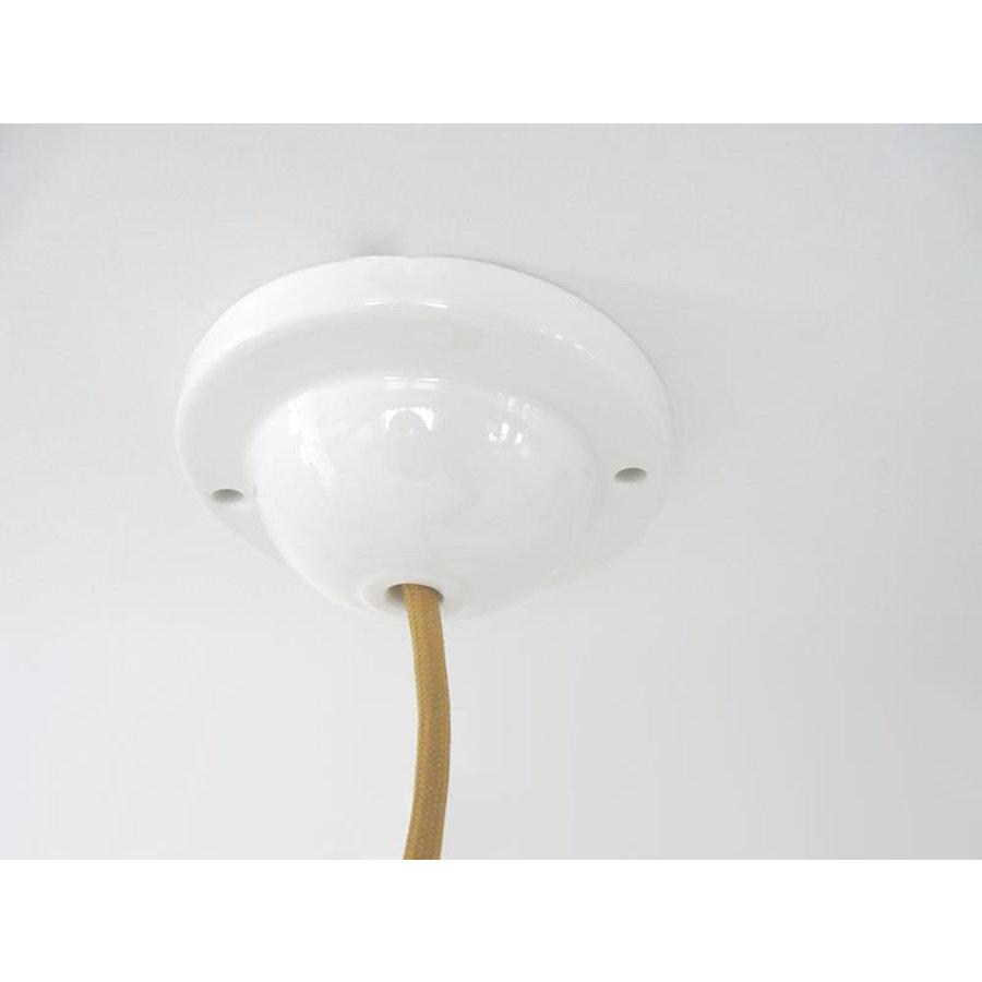 Schwemmholzlampe mit Porzellanfassungen-6