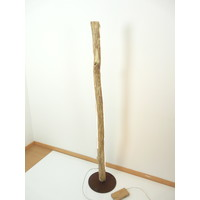 thumb-tolle Stehlampe Treibholz mit Dimmer-5