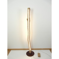 thumb-tolle Stehlampe Treibholz mit Dimmer-7