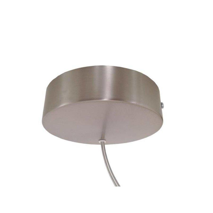 große hochwertige LED Lampe Hängeleuchte Holz Eiche Balkenlampe-9
