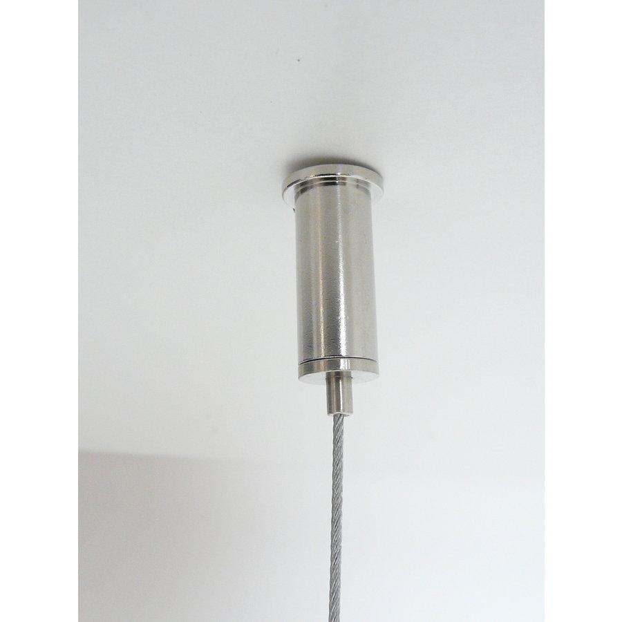 große hochwertige LED Lampe Hängeleuchte Holz Eiche Balkenlampe-10