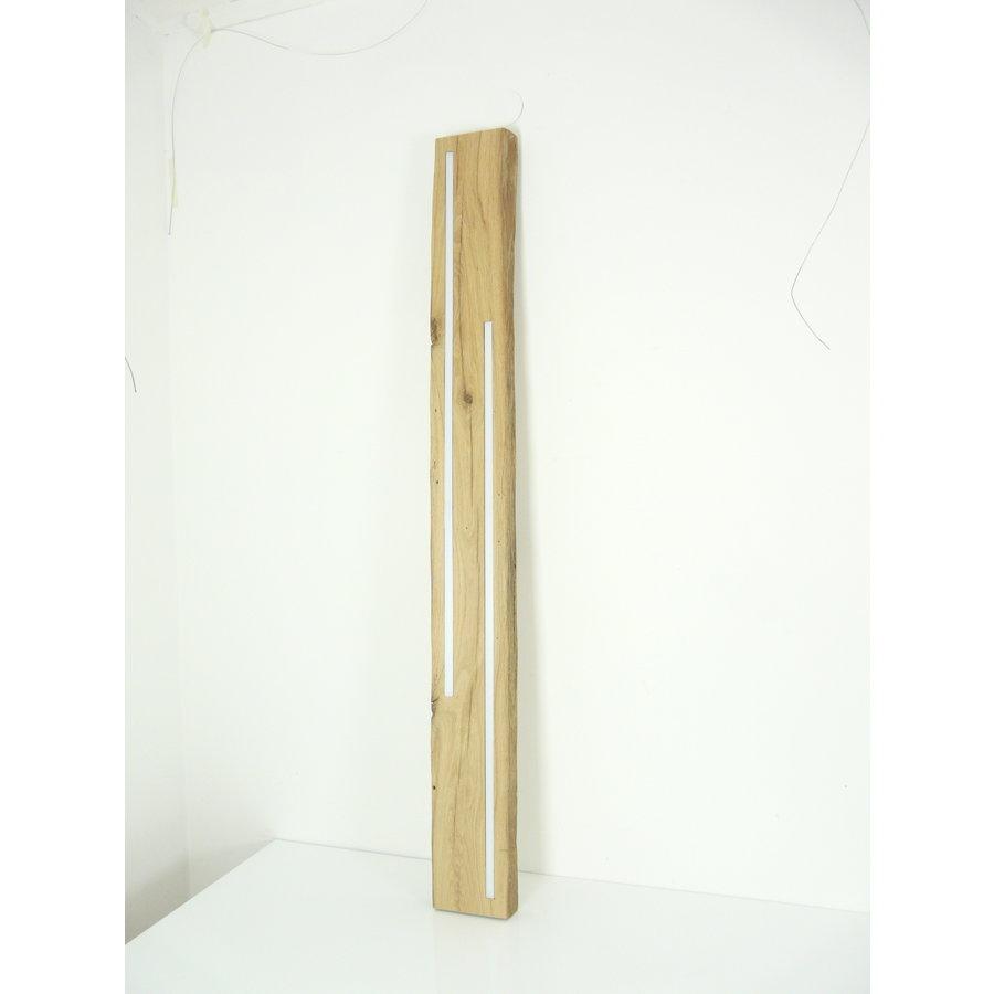 hochwertige LED Lampe Hängeleuchte Antikbalken Holz Eiche-7
