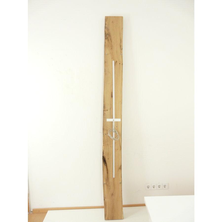 Mega LED Lampe Hängeleuchte Antikbalken Holz Eiche-8