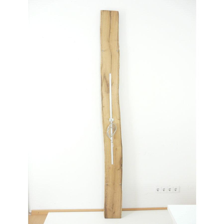XL LED Lampe Hängeleuchte Antikbalken Holz Eiche-8