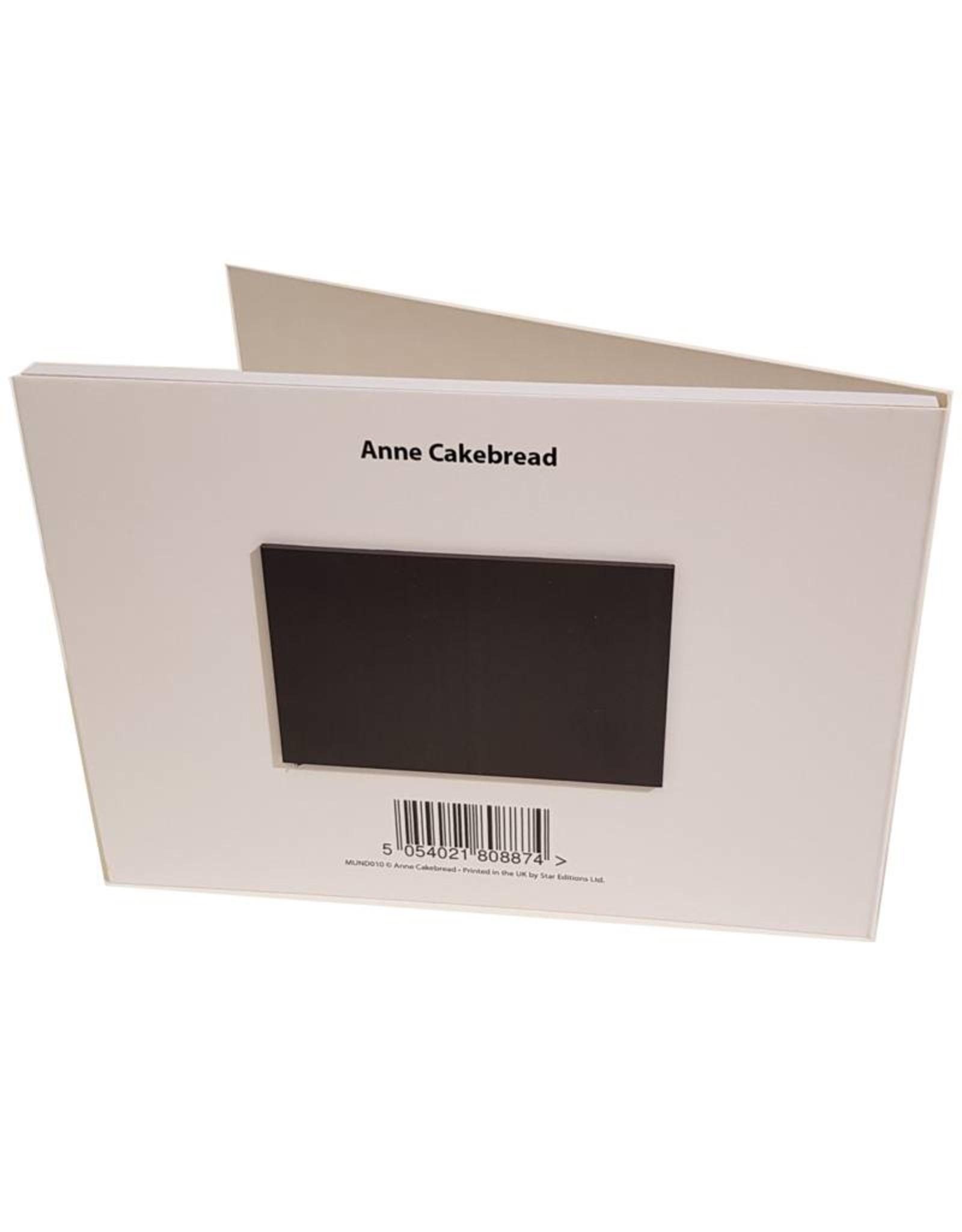 Anne Cakebread Anne Cakebread Cardigan Bay Notepad