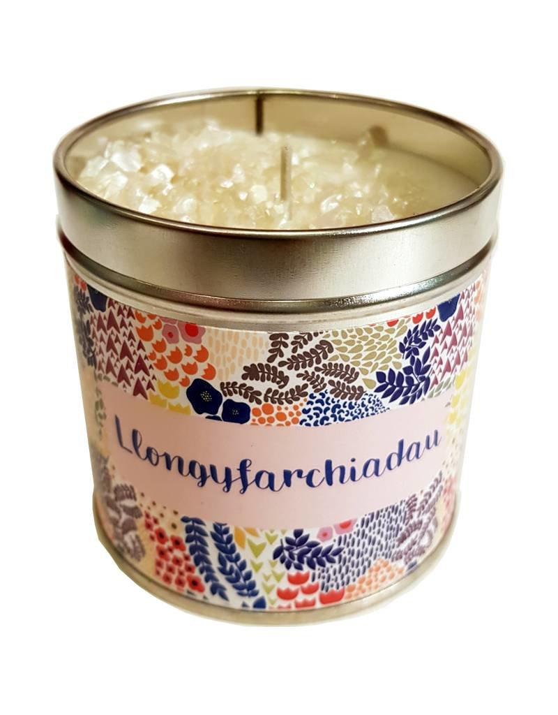 Cardigan Bay Company Llongyfarchiadau Candle