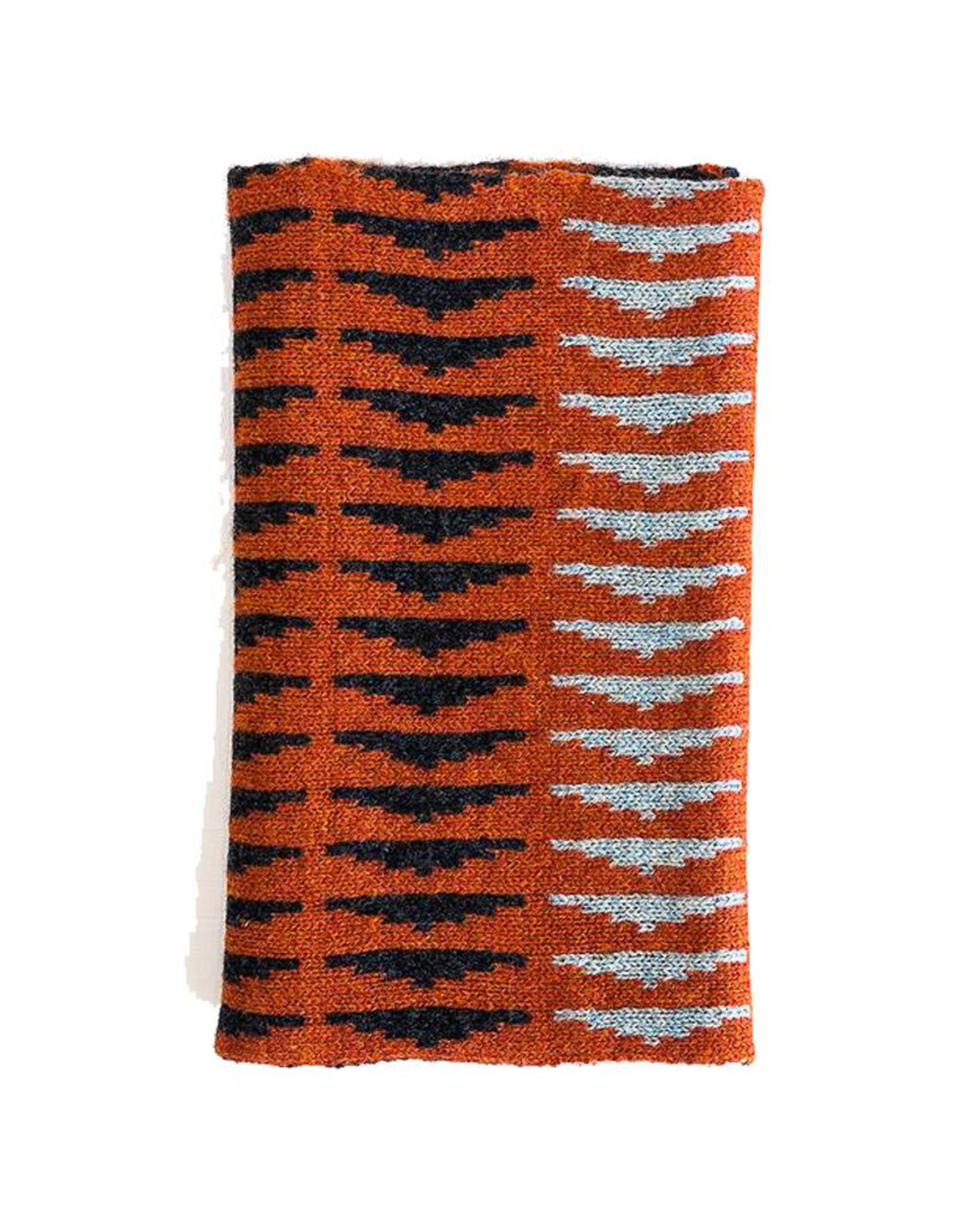 Marissa Thereze Marissa Thereze Navajo Snood Orange