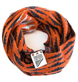 Marissa Thereze Marissa Thereze Navajo Snood Orange