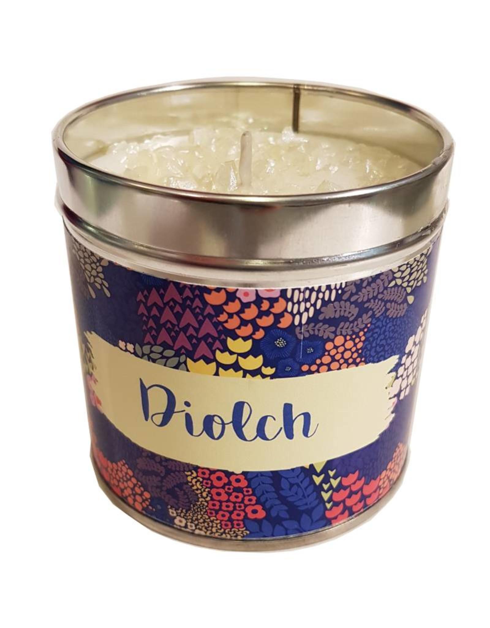 Cardigan Bay Company Diolch Candle