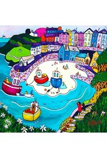 Helen Elliott Helen Elliott - Tenby Beach and Town