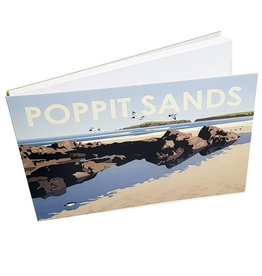 Anne Cakebread Anne Cakebread Poppit Sands Notepad