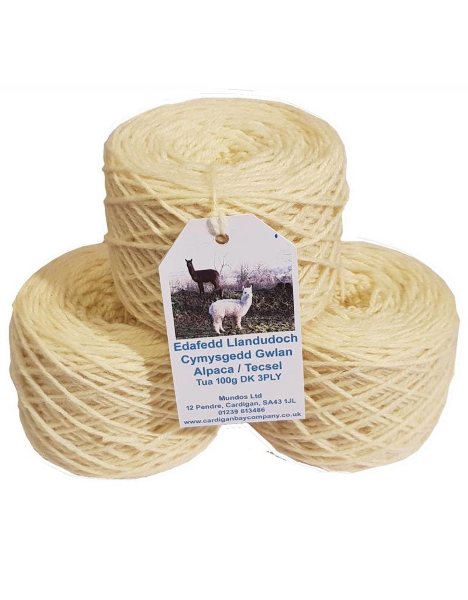 St Dogmaels Yarn - Alpaca/Texel Mix