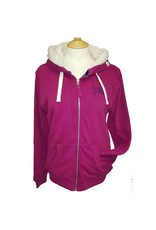 Lazy Jacks Lazy Jacks Zip Thru Hoody with Snug Lining LJ92 - Waves