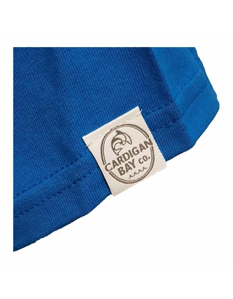 Cardigan Bay Company Cardigan Bay Company Tee Shirt - Waves