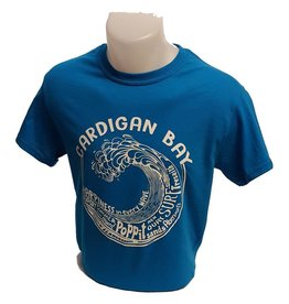 Cardigan Bay Company Cardigan Bay Company Tee Shirt - Waves