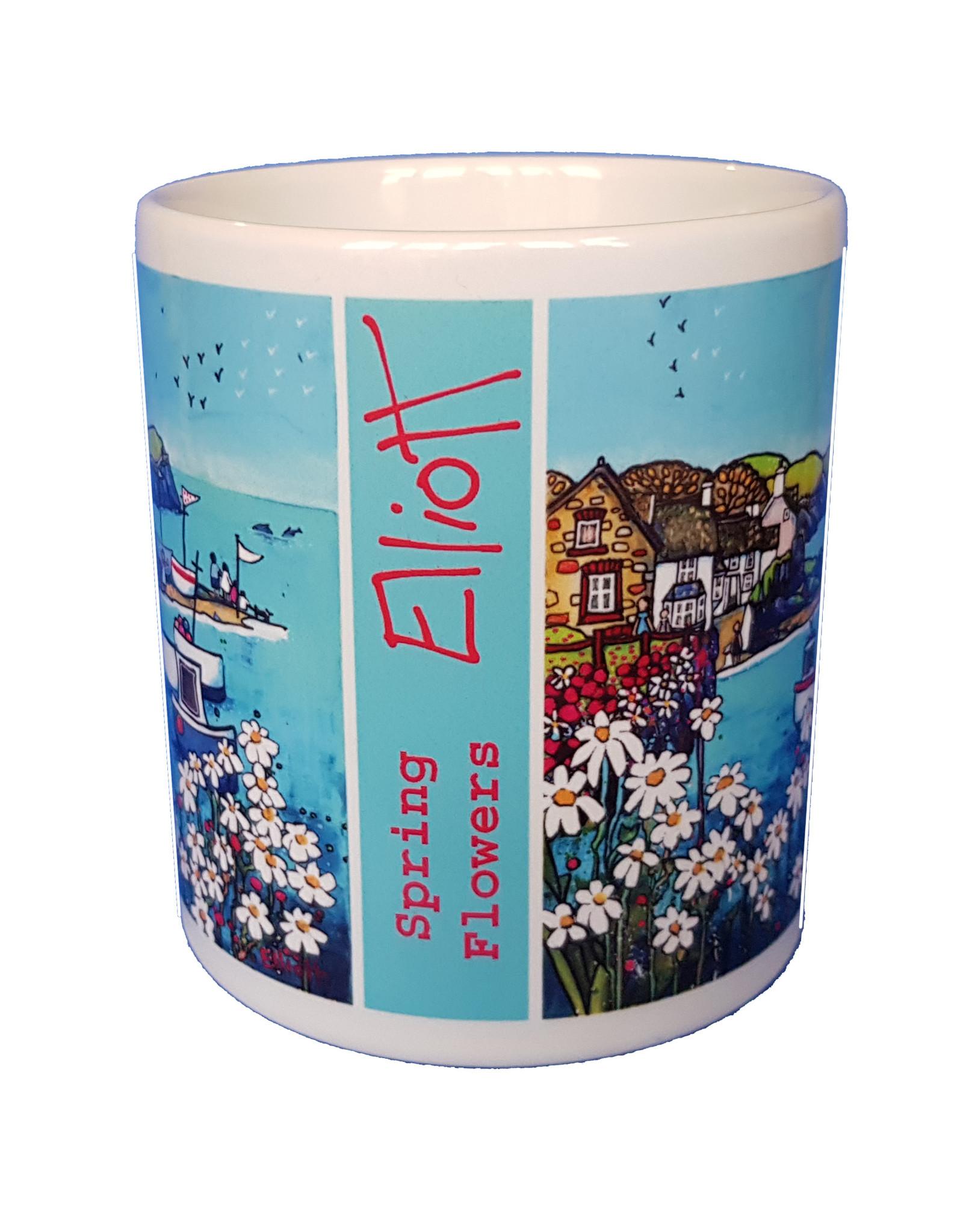 Helen Elliott Helen Elliott Mug - Spring Flowers