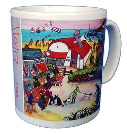Helen Elliott Helen Elliott Poppit Mug