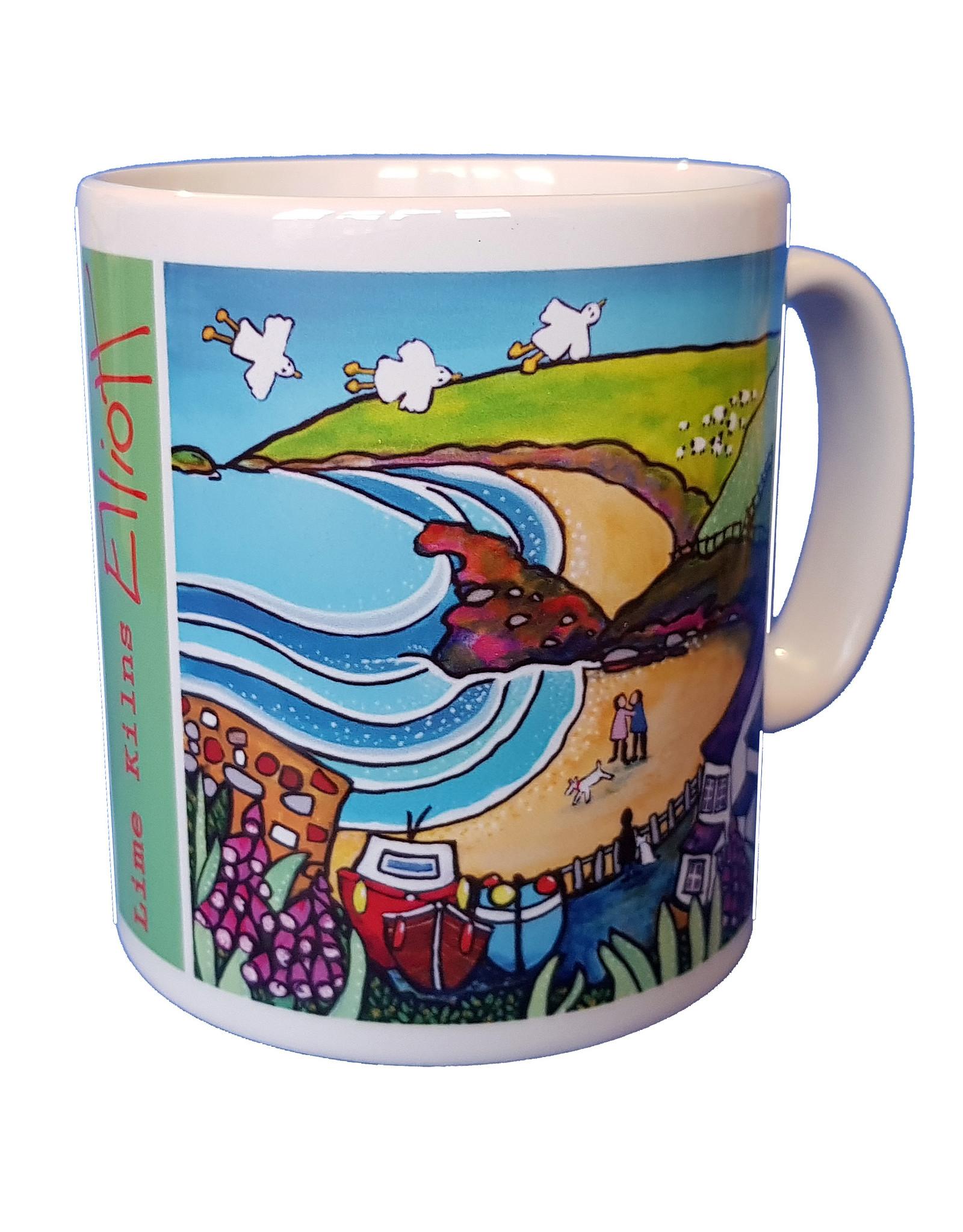 Helen Elliott Helen Elliott Lime Kilns Mug