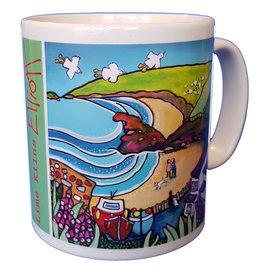 Helen Elliott Helen Elliott Llangrannog Mug