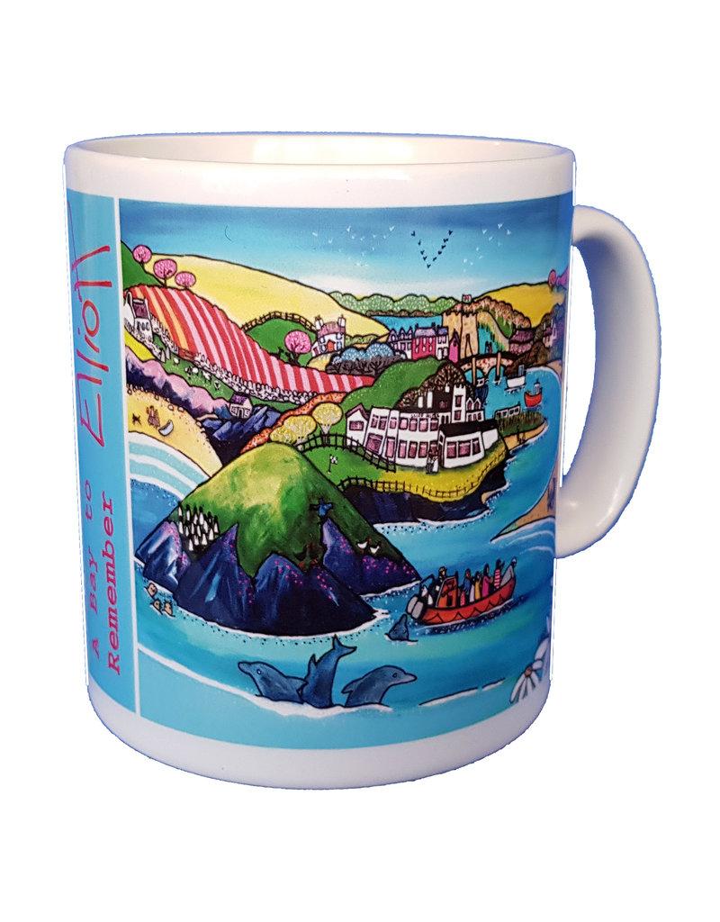 Helen Elliott Helen Elliott Bay to Remember Mug