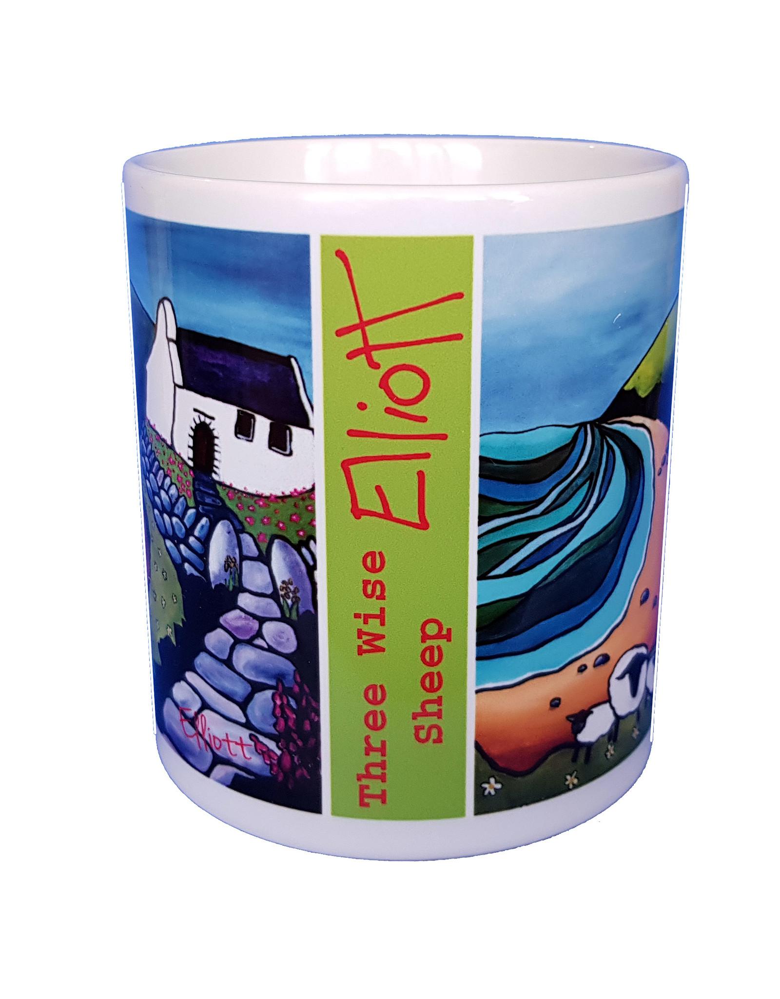 Helen Elliott Helen Elliott Mwnt Mug