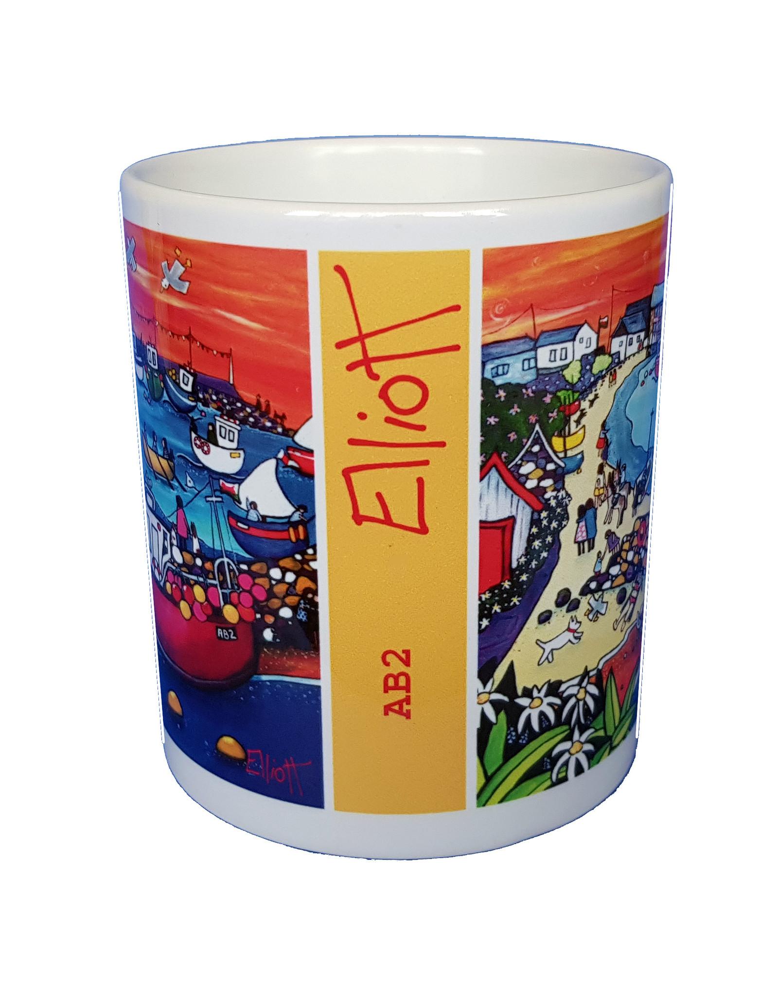 Helen Elliott Helen Elliott AB2 Mug