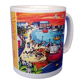 Helen Elliott Helen Elliott New Quay Mug