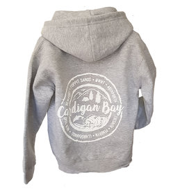 Cottonridge Cottonridge Kids Zip Hoody - Cardigan Bay Tent