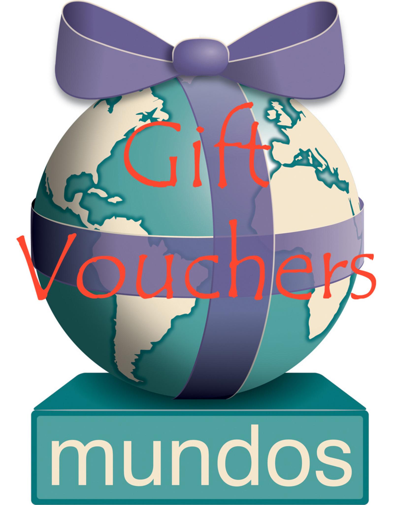 Mundos Gift Voucher