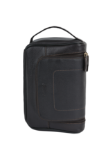 Ashwood Leather Ashwood Leather Washbag - Tumbe Brown