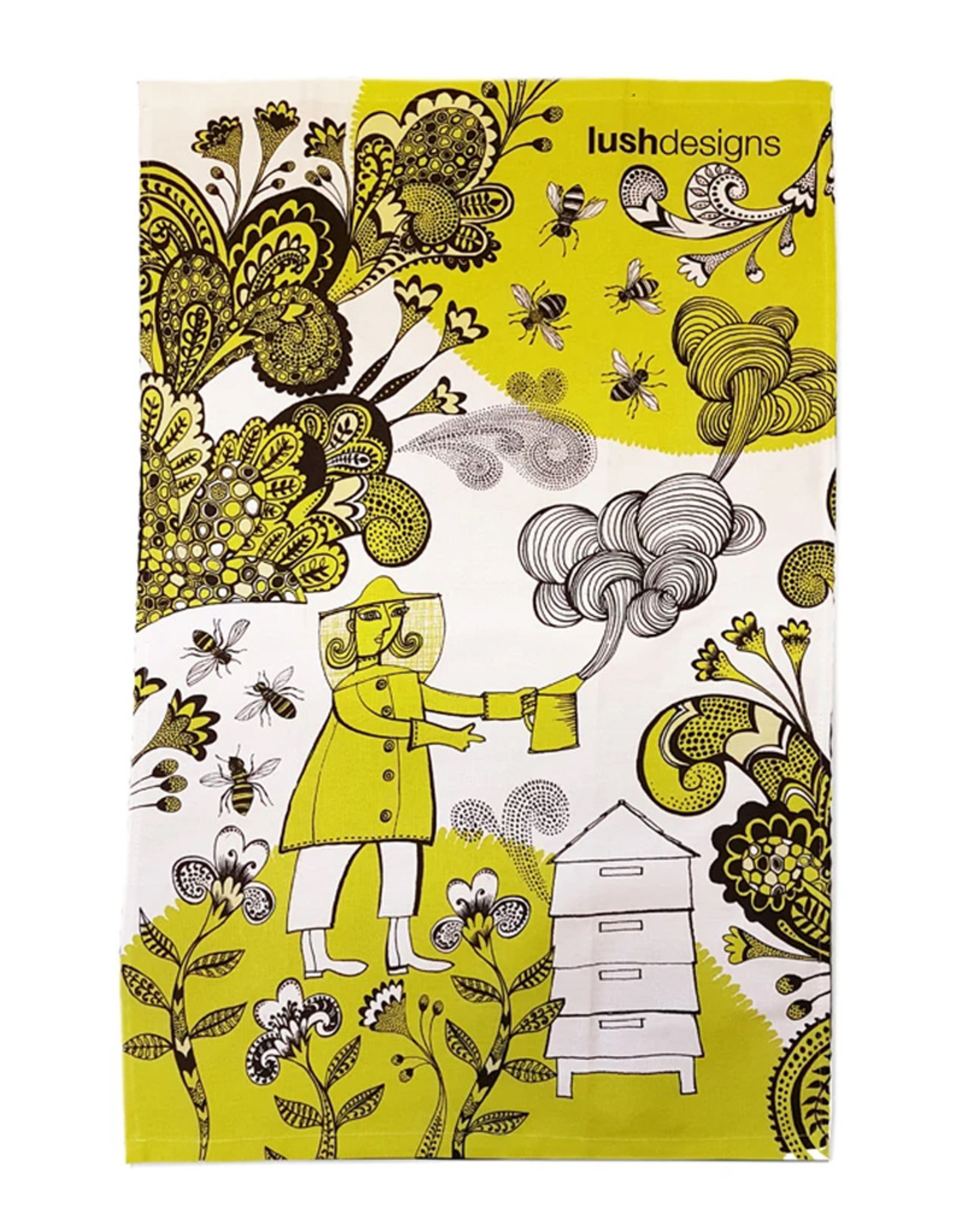 Lush Designs Lush Tea towel Beepuffer