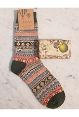 Mens Soap and Socks Set
