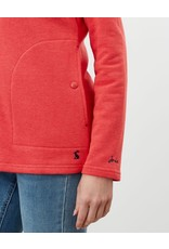 Joules Joules Kailee Zip Through Hoodie Cardigan Bay Dolphin
