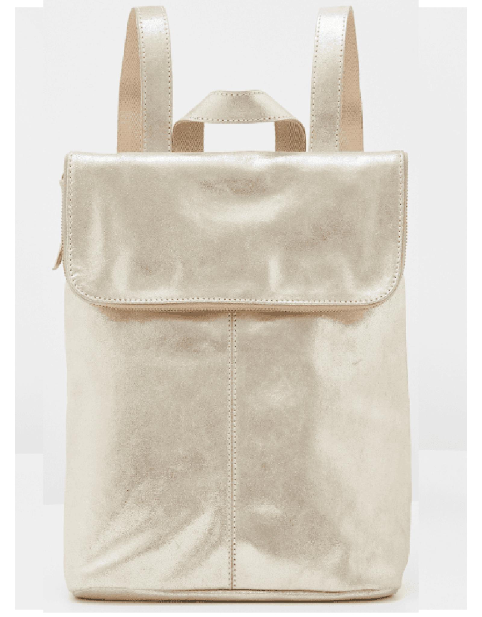 White Stuff White Stuff Fern Leather Backpack