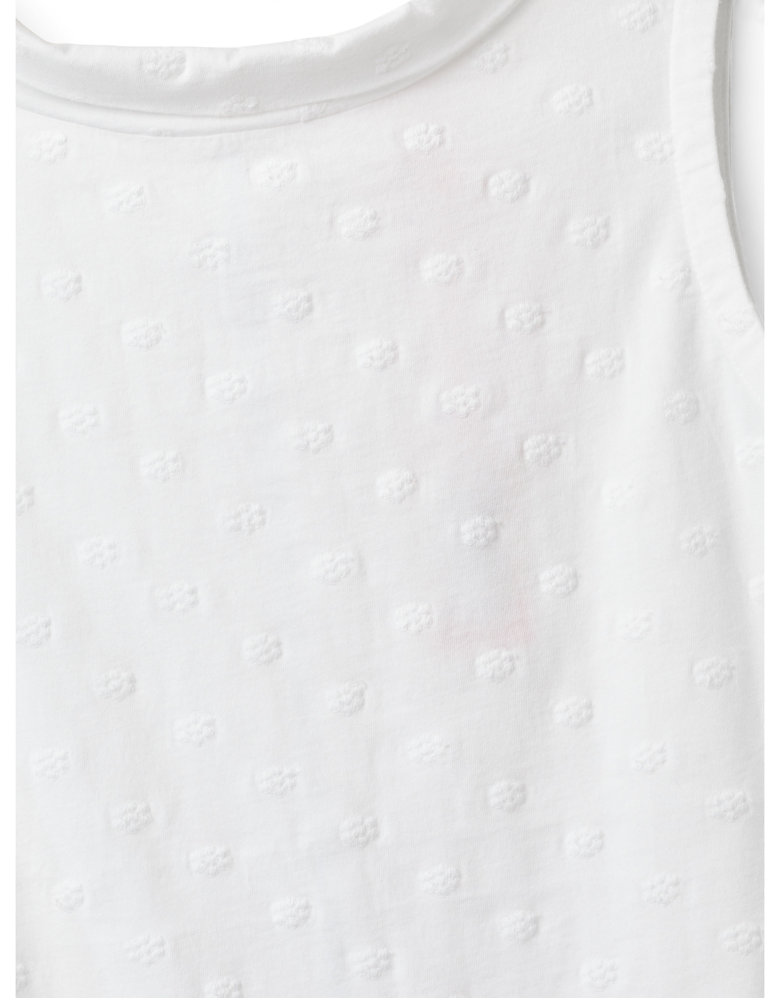 White Stuff White Stuff Emb Petal Tank Vest