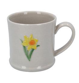 Gisela Graham Gisela Graham Daffodil Mini Ceramic Mug