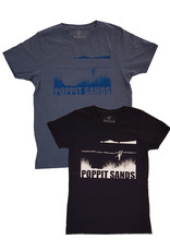 Cardigan Bay Company Poppit Sands Surfer - T Shirt