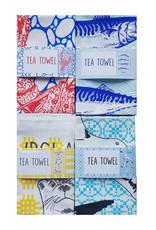 Cardigan Bay Company Dwrgi Tea Towel