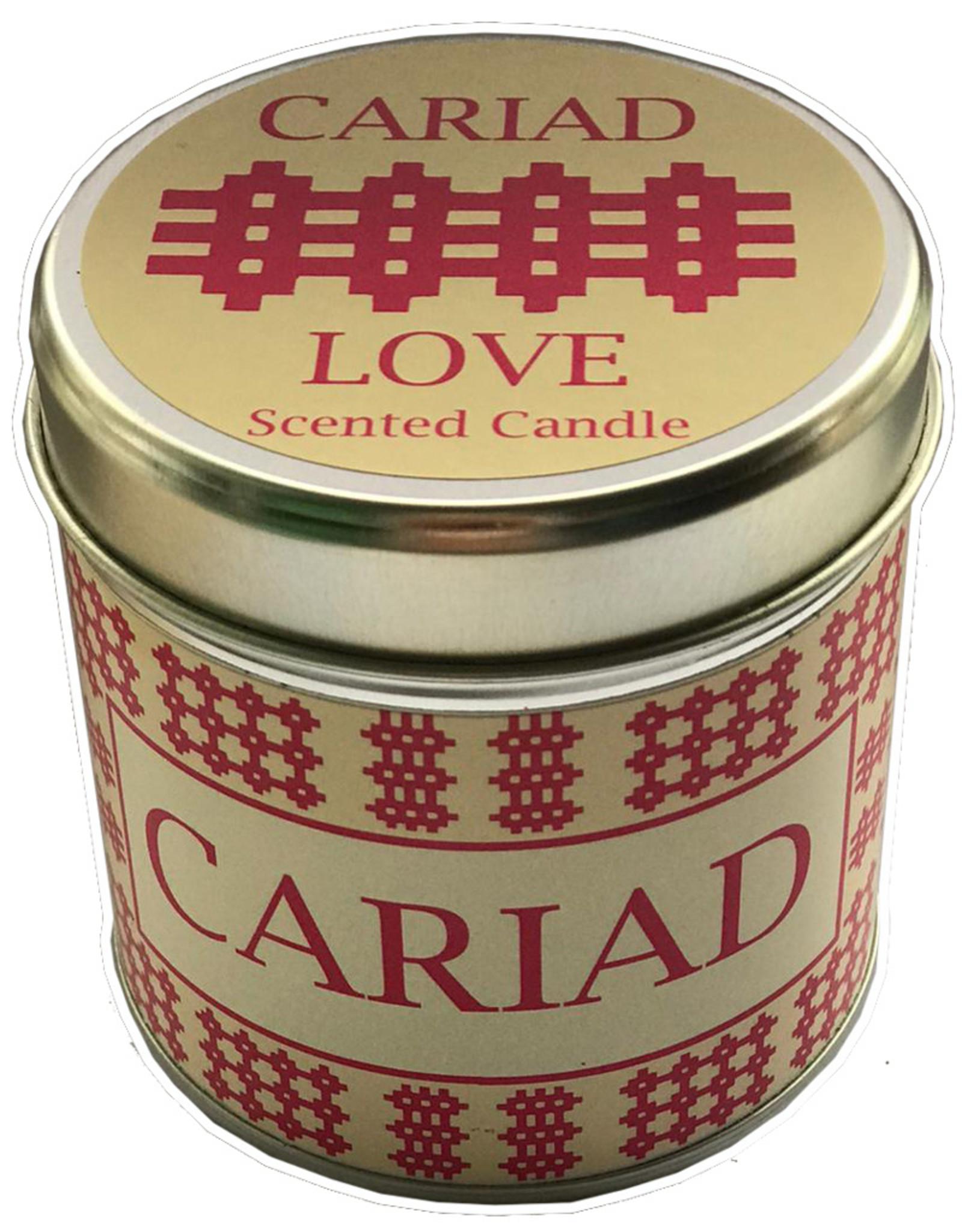 Mundos Cariad Candle