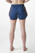 AIR COLLECTION Playground white shorts