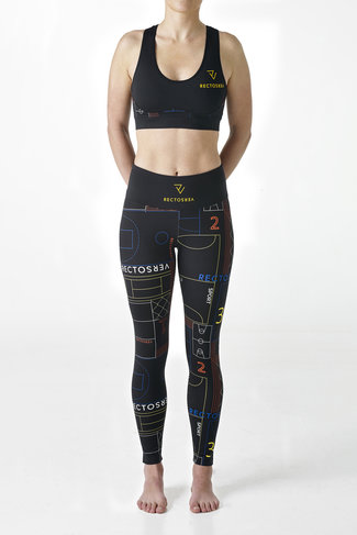 PERFORMANCE COLLECTION Playground multi legging