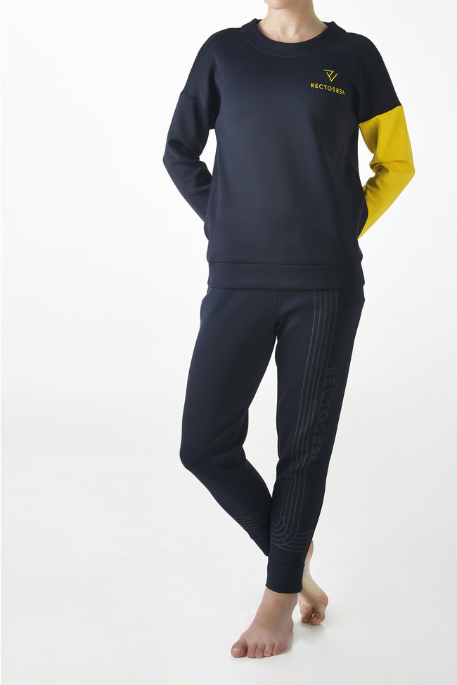 Linea Black Sweater