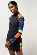 AIR COLLECTION Multico long sleeve tee