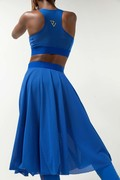 AIR COLLECTION Topaz skirt