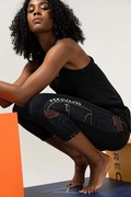 PERFORMANCE COLLECTION Playground capri legging