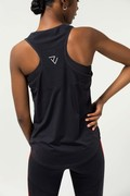 AIR COLLECTION Linea Blue Tank Top
