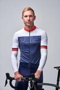 RV x BIORACER RV x Bioracer EPIC Cycling Jersey men