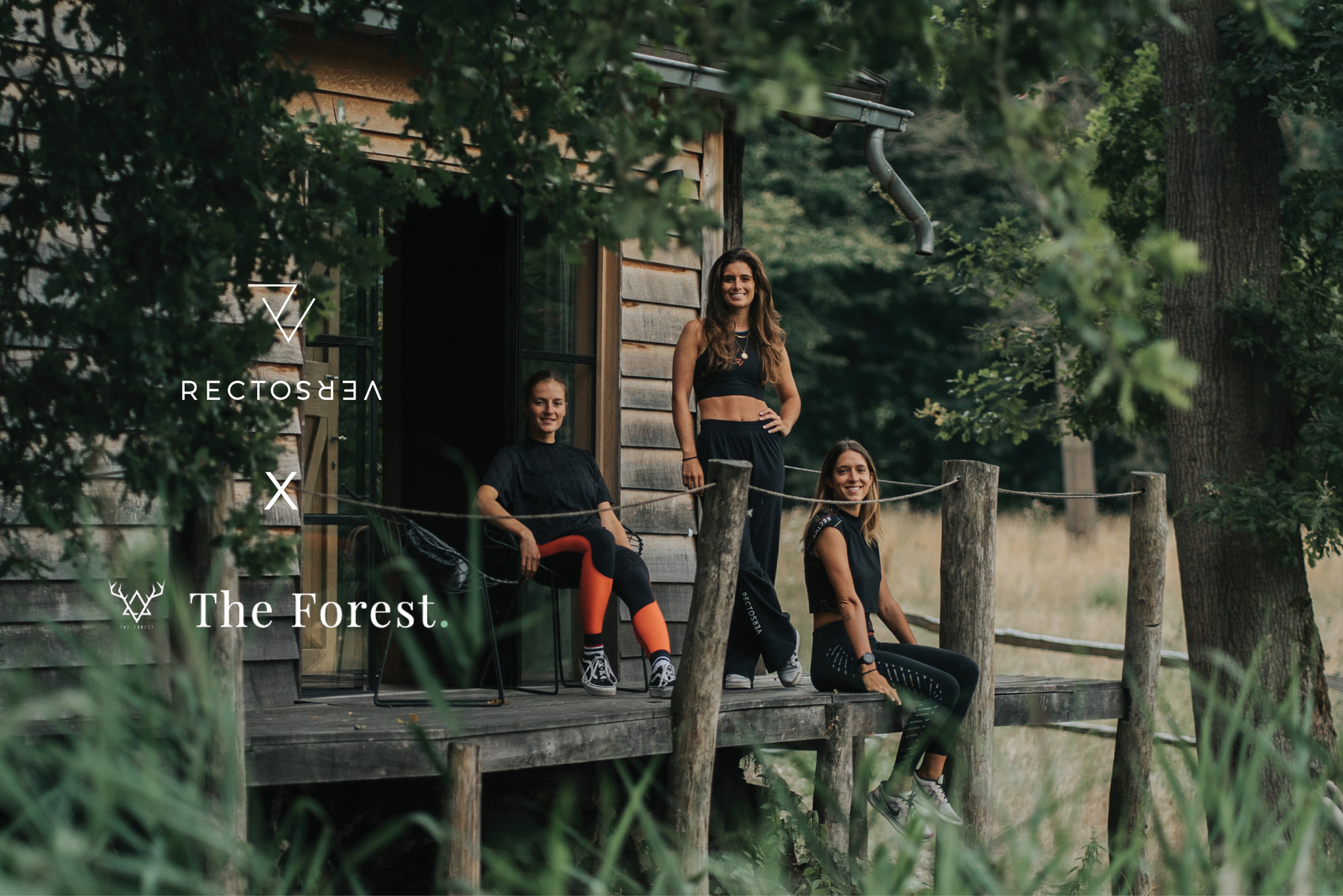 RectoVerso x The Forest