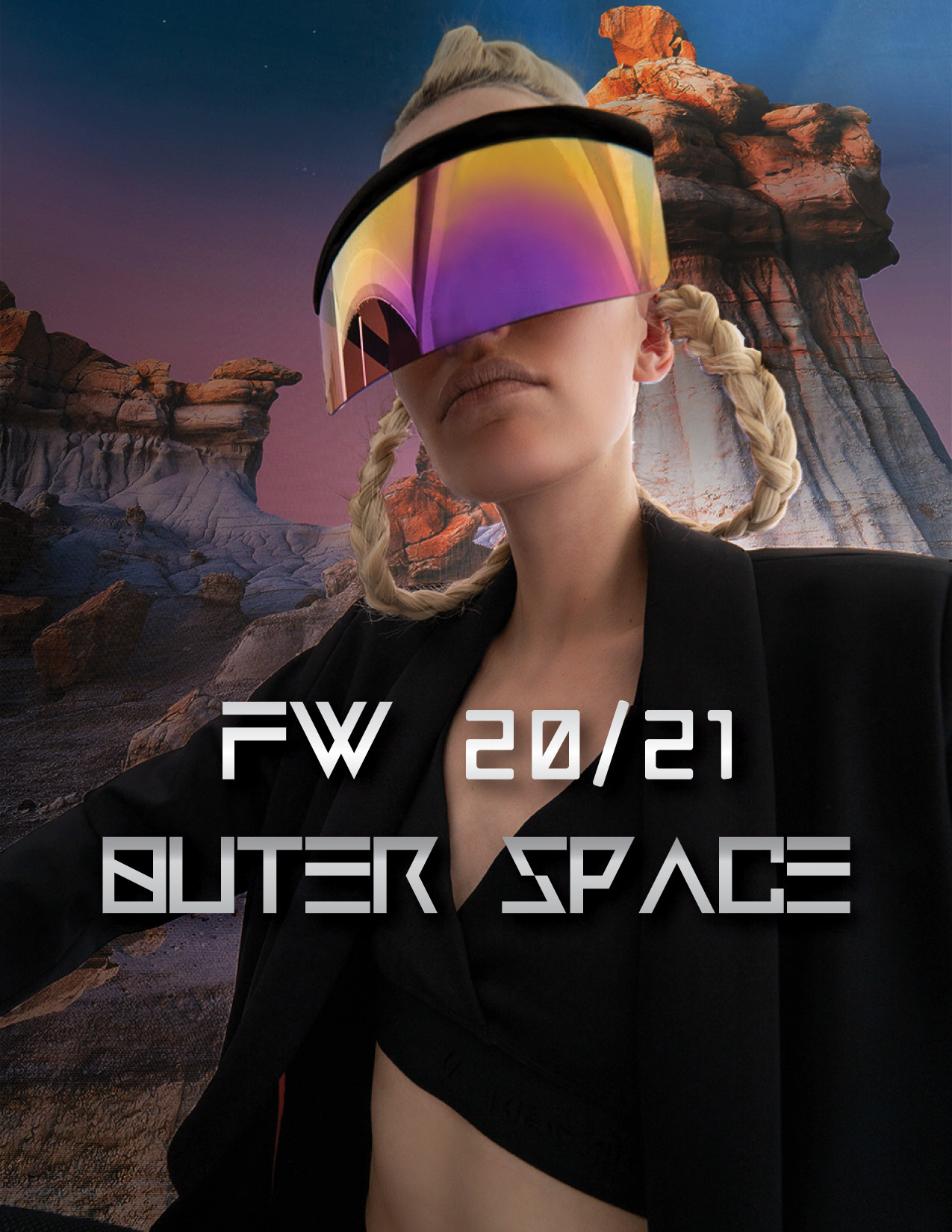 FW20: OUTER SPACE